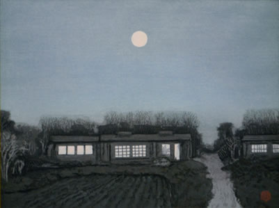 Japanese Field paintings and prints by Tatsuo TAKAYAMA