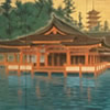 Japanese Shrine paintings and prints